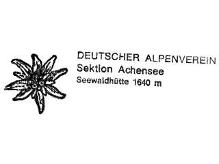 Seewaldhütte - Karwendel