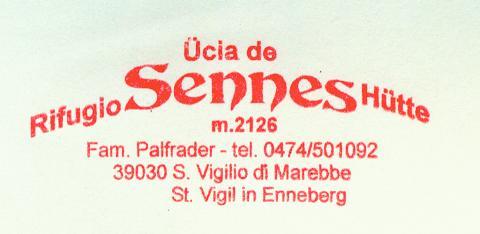Senneshütte - Pragser Dolomiten