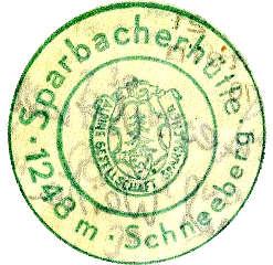 Sparbacherhütte