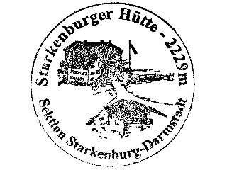 Starkenburger Hütte - Stubaier Alpen