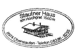 Staufner Haus - Allgäuer Alpen