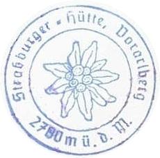 Sraßburgerhütte