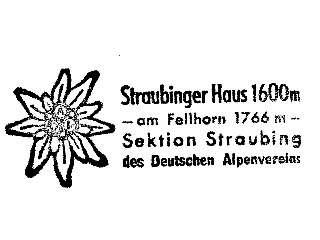 Straubinger Haus - Chiemgauer Alpen