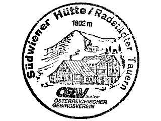 Südwienerhütte - Radstätter Tauern