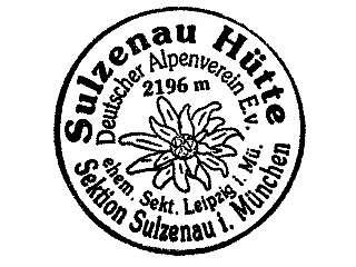 Sulzenauhütte - Stubaier Alpen