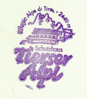 Tierser Alpl - Rosengartengruppe
