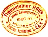Traunsteiner Hütte - Chiemgauer Alpen