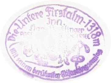 Untere Firstalm - Mangfallgebirge