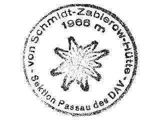 von-Schmidt-Zabierow-Hütte - Leoganger Steinberge