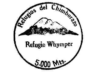 Whymper, Rifugio - Anden