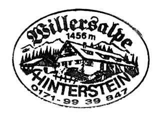 Willersalpe - Allgäuer Alpen