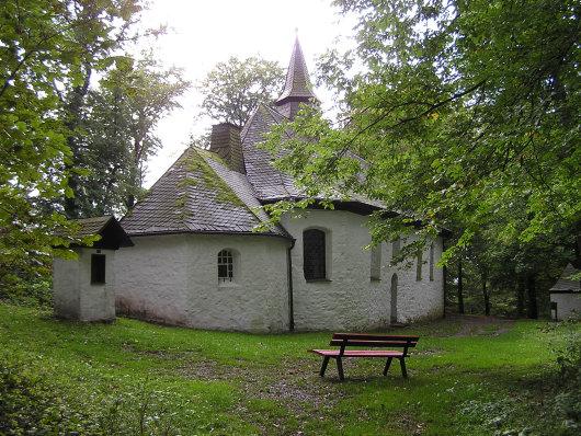 Die Wilzenberg-Kapelle.