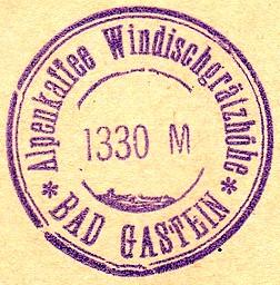 Windischgrätzhöhe - Ankogelgruppe