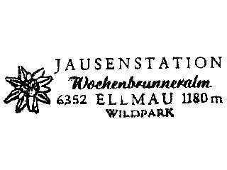 Wochenbrunneralm - Kaisergebirge