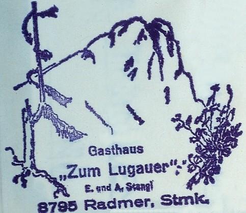 Zum Lugauer, Hüttenstempel