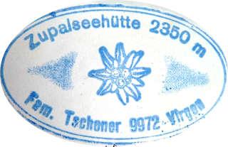 Zupalseehütte